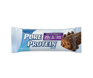 PURE PROTEIN -- WWS PURE PROTEIN SMALL BARS ピュアプロテインバー(小) 50グラム 6本