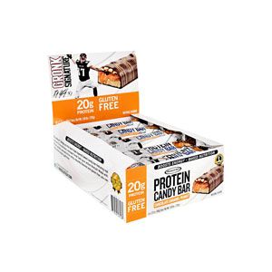 MUSCLE TECH マッスルテック GRONK SIGNATURE PROTEIN CANDY BAR グロンク プロテインバー 60グラム/12本