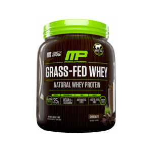 MUSCLE PHARM マッスルファーム NATURAL SERIES GRASS-FED WHEY グラス-フェドホエイ 28回