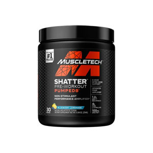MUSCLE TECH マッスルテック Shatter Pumped8 Pre-Workout | Stim Free